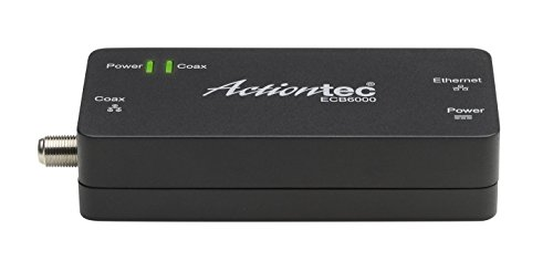 Actiontec MoCA Ethernet Adapter ECB6000S02