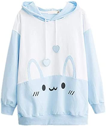 Packitcute Hoodie Kawaii Casual Pullover product image
