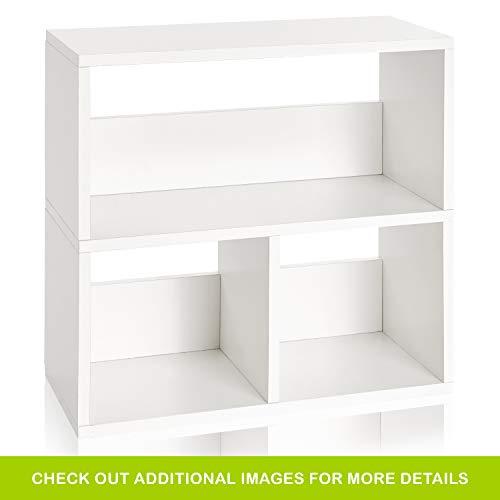 Amazon.com: Forma Basics wb-2shelf-3-bk ZBoard Eco Friendly ...