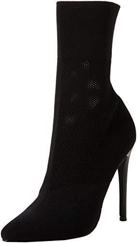 Ankle Century Donna Black Stivaletti Steve Madden 001 black Boot zAwwfq