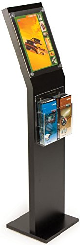 Displays2go, Poster Sign Stand for 8.5