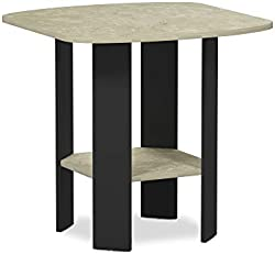 related image of FURINNO Simple Design End/SideTable, 1-Pack