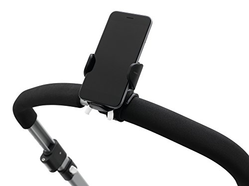 Bugaboo Smart Phone Holder, Black