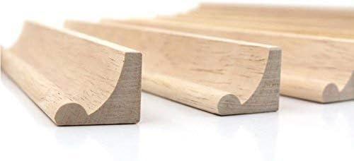 Paquete de 2 - Azulejos Scrabble Racks Soporte para Madera Manualidades, Artes Y Artesanías y decoración álbumes Adornos de Wedding Decor - Qty: Pack of 6: Amazon.es: Hogar