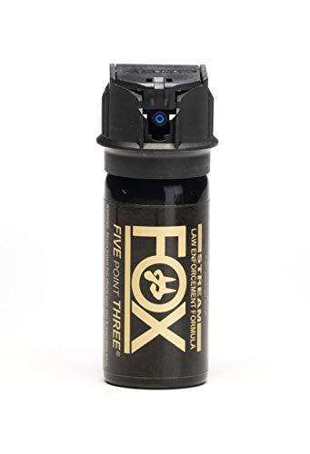 Fox Pepper Spray (ACK, LLC Fox Labs 1.5 Ounce 2% OC 5.3-mm Flip Top Stream Pepper Spray)