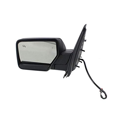 (Kool Vue Power Mirror For 2007-2016 Ford Expedition Driver Side Heated)