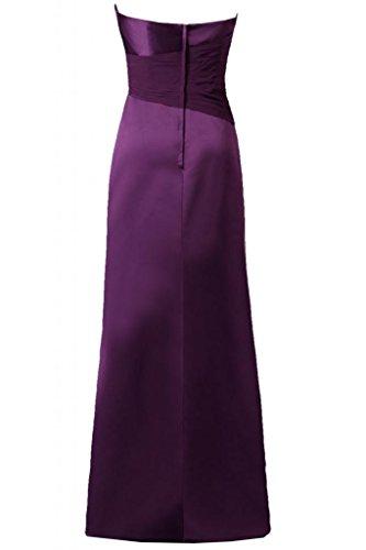 abito spalline pavimento Maxi Sunvary senza Pageant elegante da Grape guaina sera qwBqIXa