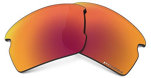 Oakley 101-107-002 Unisex Flak 2.0 Accessory Lens, Prizm Baseball - Oakley Infield Prizm