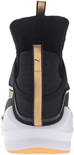 femmes de Fierce Noir Chaussures Or tennis intérieures Puma pour multisports Gold Puma af7tqq8