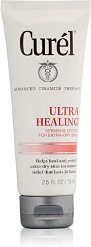 Curel Ultra Healing Lotion 2.50 oz (Pack of 9) For Sale