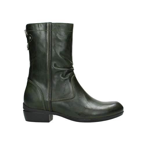 Foresta Di Colusa 30730 Stivali Comfort Wolky Cuoio v8USw