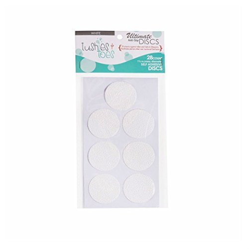 bath-tub-anti-slip-discs-non-skid-adhesive-shower-stickers-appliques-treads-clear-2-pack