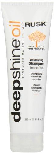 Rusk Deep Shine Oil Volume Shampoo, 8.5 Ounce
