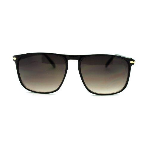 Mens European Designer Fashion Retro Vintage Style Sunglasses - Sunglasses Gq