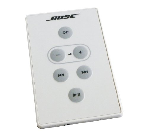Bose Remote Control for Sounddock Digital Music System, White