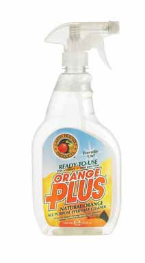 Earth Friendly Orange Plus All Purpose Everyday Cleaner - 22 Ounce, Each-1 by Earth Friendly Products
