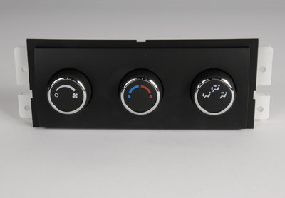 ACDelco 15-73427 GM Original Equipment Auxiliary Heating and Air Conditioning Control Panel