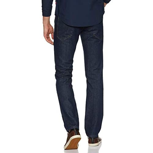31AOjAbfHNL. SS500  - Amazon Brand - Symbol Men's Relaxed Fit Jeans