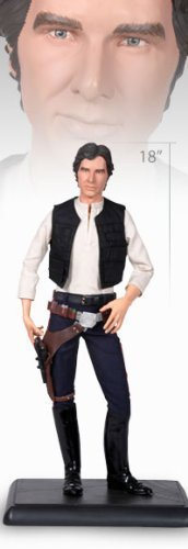Han Solo Star Wars 1:4 Scale Figures (Stormtrooper Utility Belt)