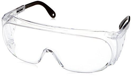 Honeywell Ultra-spec Clear Polycarbonate Standard Safety Glasses - 99.9% UV Protection - Full Frame - S0250X [PRICE is per EACH]