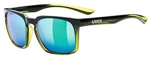 Uvex Todo Talla Mate tamaño Negro black única Unisex el nbsp;Sport Color 35 lgl green Gafas año r7xrRFwq