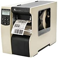 Zebra R110Xi4 Direct Thermal/Thermal Transfer Printer - Monochrome - Desktop - RFID Label Print -