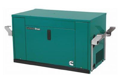 (Cummins Onan QD 3.2 Diesel RV Generator | 3.2HDZAA-6508)