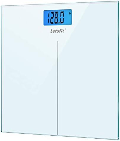 Letsfit Bathroom Technology Precision Measurements product image