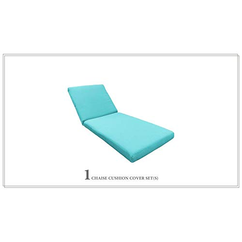 TK Classics Cushions for Chaise Lounges