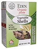Eden Foods Vegetable Shells Pasta -- 12 oz