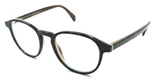 - Paul Smith Rx Eyeglasses Frames PM 8263 1617 48x19 Mayall Deluxe Artists Stripe