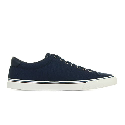 Fred Perry Underspin Canvas Carbon Blue B9090C88, Scarpe sportive