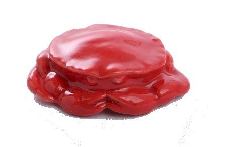 Red Rose Wade Nautical Wonderland Series: Crab