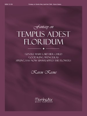 Fantasy on tempus adest floridum organ karen keene amazon books mightylinksfo