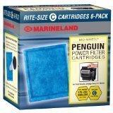 350 Filter Cartridges (Rite-Size Penguin Power Filter Cartridge Size C, 6-Pack)
