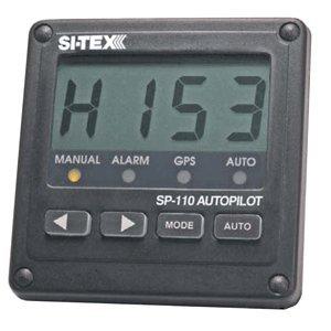 SI-TEX SP-110 System w/Rudder Feedback & Type S Mechanical Dash Drive (Rudder Feedback Unit)