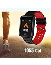 Fitness Tracker Fitness Watch Heart Rate Monitor Blood Pressure Monitor Bluetooth