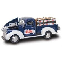 (1941 Chevy Pick-Up PEPSI-COLA Delivery With Crates - 1:43 Scale )