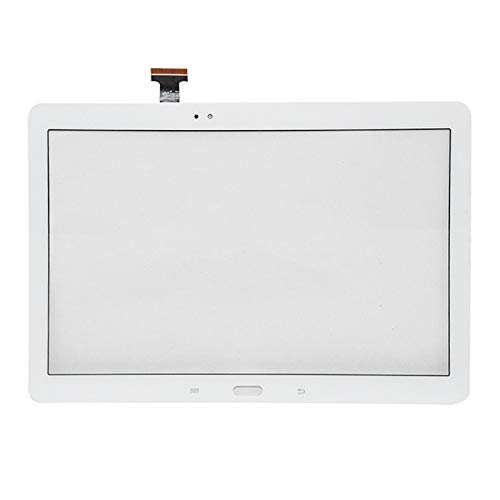 ZHANGJUN Replacement Parts Touch Panel for Galaxy Tab Pro 10.1 / SM-T520(Black) Spare Parts (Color : White)