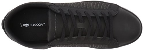 Lacoste Mænds Straightset Sp 417 1 Sneaker Sort / Sort kSVV7F9ub