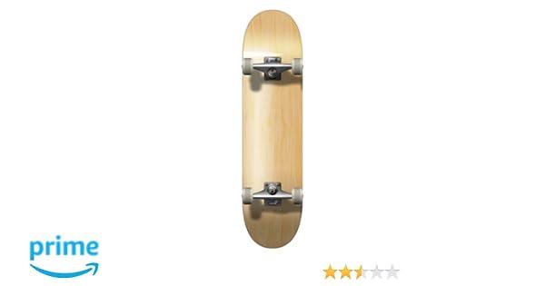 Ps Stix Complete Blank HM Natural Skateboard Deck