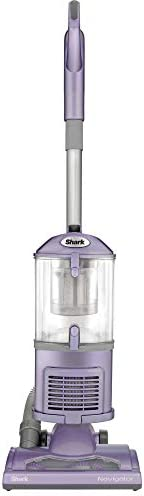 SharkNinja NV351 Upright Vacuum, Lavender Renewed
