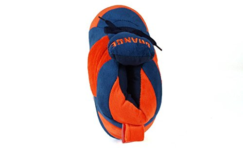 Orange Happy Syracuse Men's Slippers College Sneaker LICENSED OFFICIALLY and Womens NCAA Feet PPwxvpnrqF