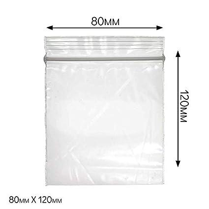 Bolsas de plastico con cierre hermetico. Elija su tamaño y ...