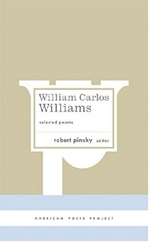 carlos essay selected william williams When in 1913 pound arranged for the london publication of william carlos   for a selection of early poems by william carlos williams in public domain go to.