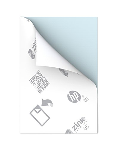 """HP W4Z13A ZINK Glossy Photo 2"""" x 3"""" 20-Count Paper"""