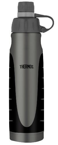 Thermos Stainless Hydration Charcoal Graphic
