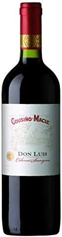 Vinho Cousino Macul Don Luis Cabernet Sauvignon Tinto750Ml Cousino Macul Cabernet Sauvignon