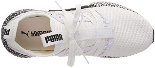 Puma Netfit Rocket 02 Scarpe Bianco Running puma puma Black Hybrid Uomo White rESqxr