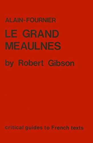 Le Grand Meaulnes [Pdf/ePub] eBook